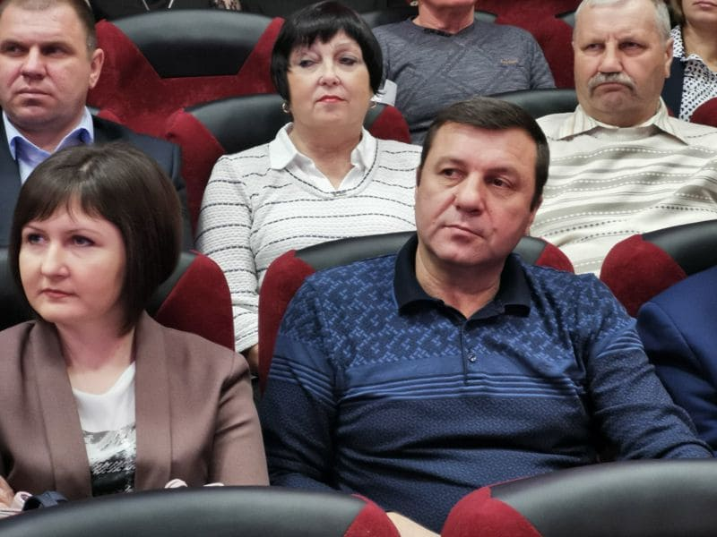 зональный семинар профсоюза госучреждений Кирсанов
