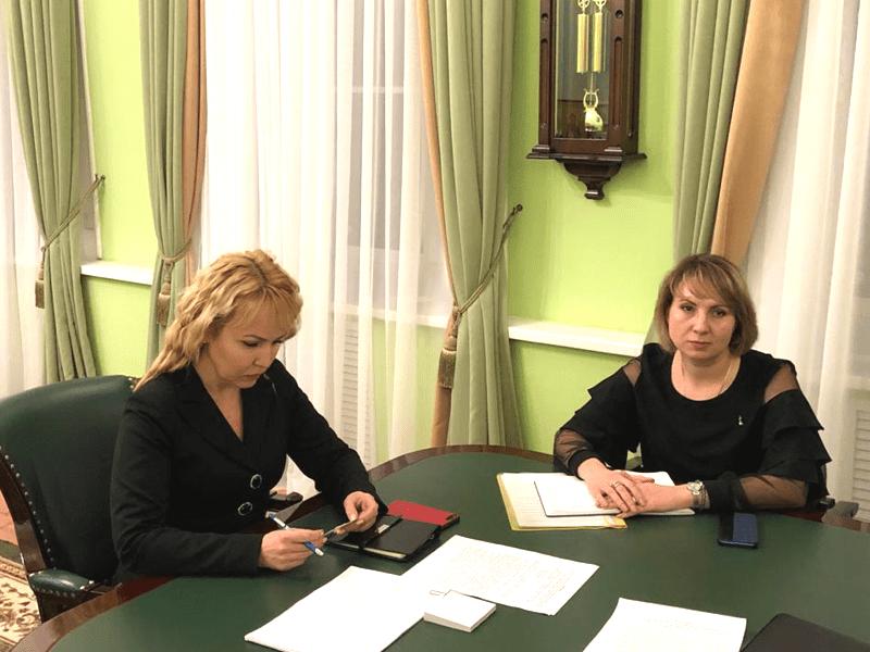 встреча в администрации города Тамбова