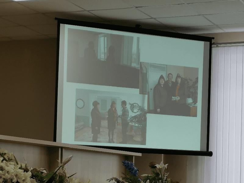 Отчётно-выборная конференция в Сампурской районной организации профсоюза