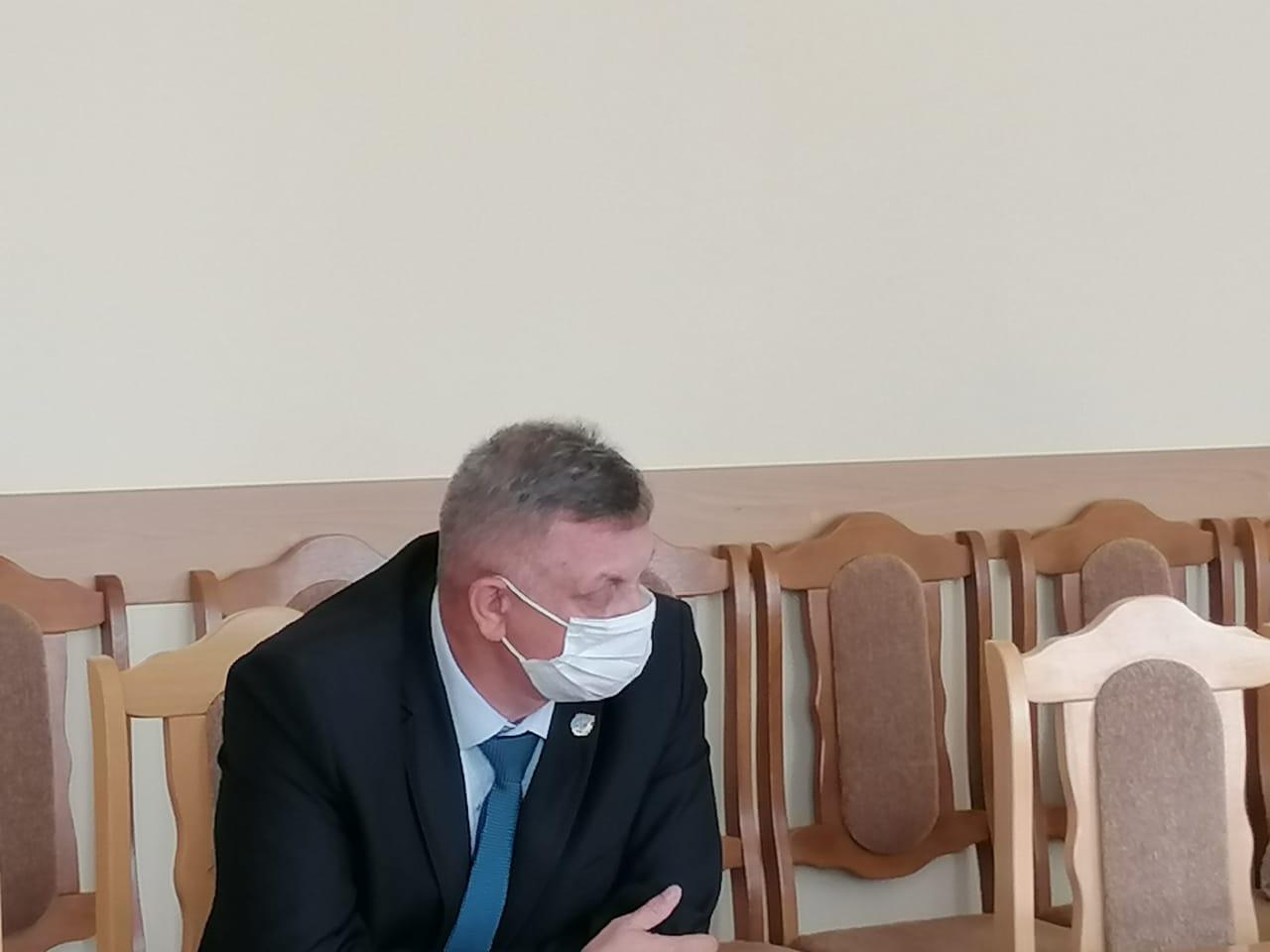 заседание Тамбовского областного комитета