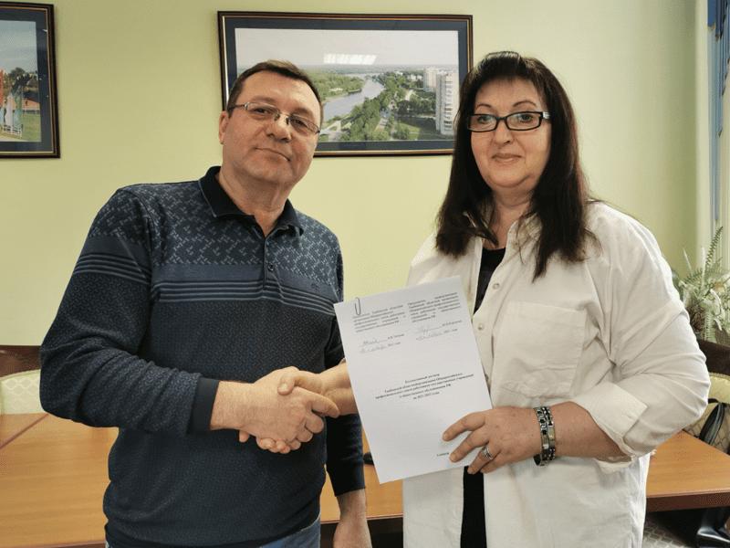 подписан колдоговор