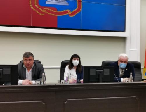 В Тамбовской областной Думе избран  председатель «первички»