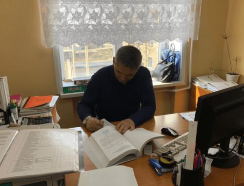 Выезд специалистов Профсоюза в Гавриловский район