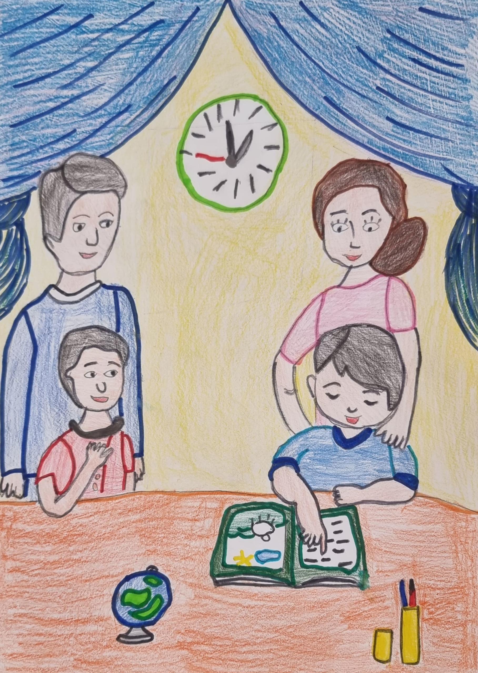 7-8 лет – Гриднев Максим