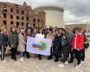 Тамбов - Волгоград: выездной семинар молодежного профактива